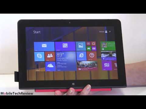Lenovo Thinkpad 10 Tablet İnceleme