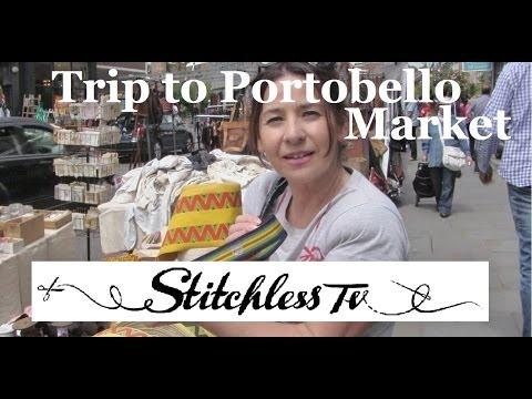 Portobello Market Ağacıyla Gezisi