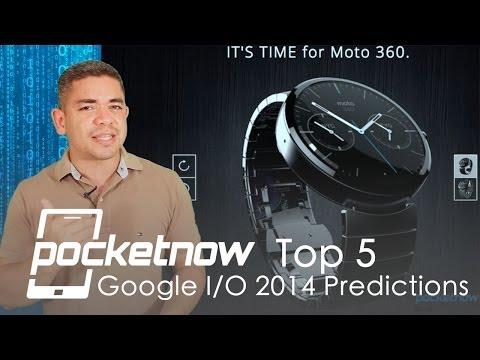 Google I/o 2014 Tahminleri - Top 5