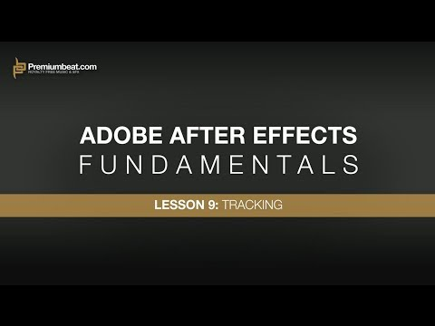 Adobe After Effects Temelleri 9: İzleme