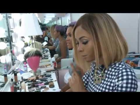 Beyonce Dönüştürme Utanmaz Maya İle