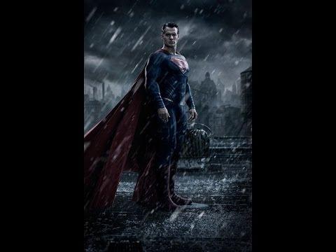 İlk Bakışta Superman Batman V Superman: Adalet Şafak