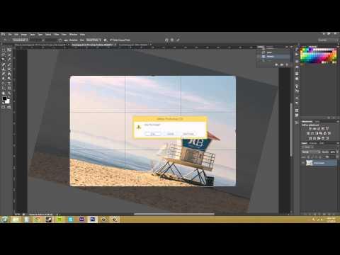 Photoshop Cs6 Eğitim - 41 - Nasıl Ekin İmge
