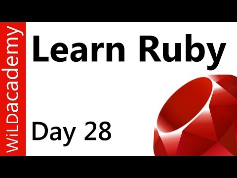 Ruby On Rails Ruby - 28 - Programlama Sketchup İçin