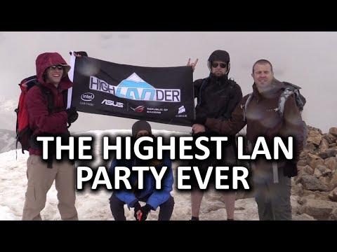 Highlander - En Yüksek Dağın Lan Partiyi - Ltt Resmi Video