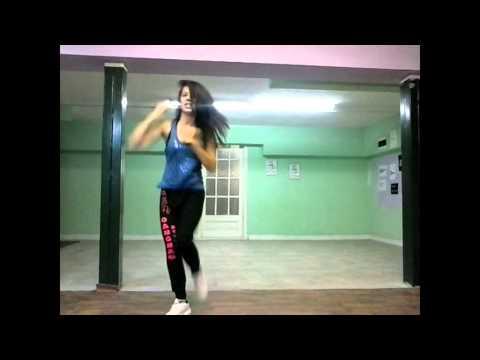 Arıana Grande-Sorun Koreo Matt Stefanına Tarafından