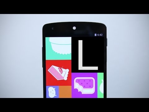 En İyi 10 Android Lolipop Yeni Özellik!