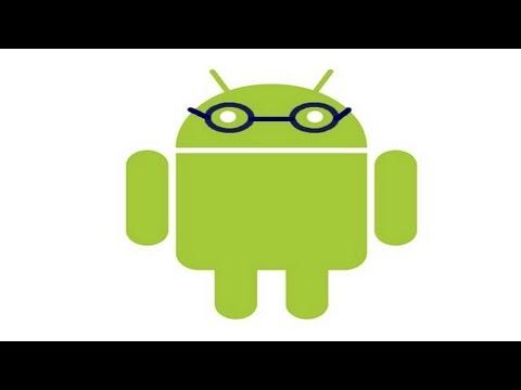 Android Görme Engelli - Android Q&A İçin