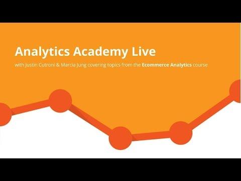 Analytics Akademi Canlı Justin Cutroni Ve Marcia Jung İle
