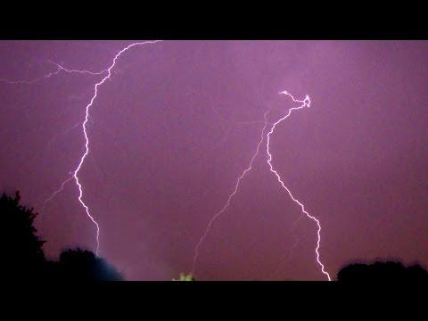 18.7.2014 Aydınlatma Şaşırtıcı Londra Fırtına