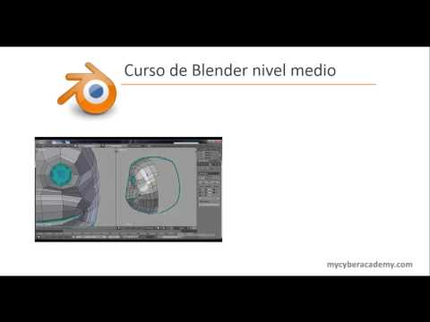 Öğretici Intermedio De Blender - 1 - Bienvenido