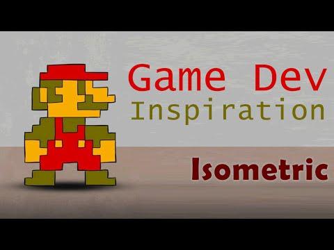 İzometrik Projeksiyon - Oyun Geliştirme İlham