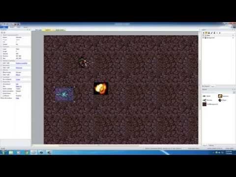 Oyun Geliştirme Yapı 2 Öğretici - 4 - W / Sprite Ekleme