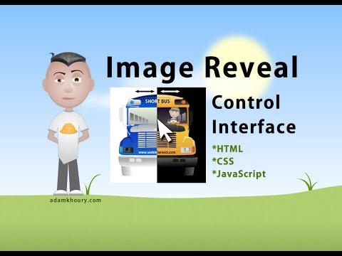 Çift Görüntü Ortaya Denetim Öğretici Javascript Css Html