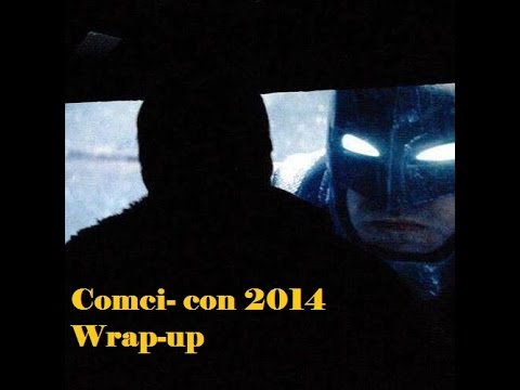 Comic-Con 2014 Wrapup: Kadın, Saban, Avengers Ve Daha Fazla Merak Ediyorum!!!