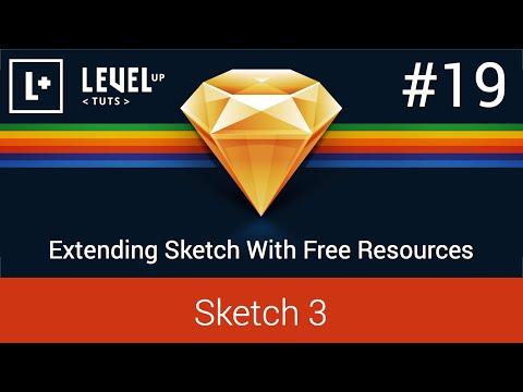 Eskiz Rehberler #19 - Genişletme Sketch Ücretsiz Kaynaklar İle