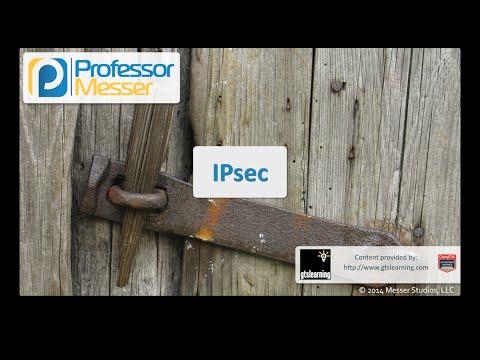 Ipsec - Sık Güvenlik + Sy0-401: 1.4