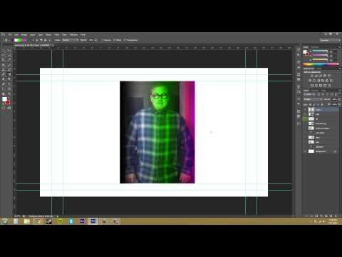 Photoshop Cs6 Öğretici - 56 - Karıştırma Modlarını Bölüm 1