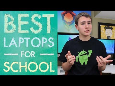 3 En İyi Okul Dizüstü Bilgisayarlar İçin Geri!