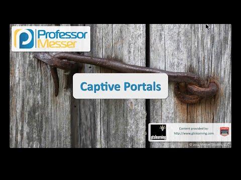 Esir Portallar - Sık Güvenlik + Sy0-401: 1.5