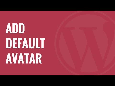 Nasıl Wordpress Yeni Varsayılan Avatarları Eklemek