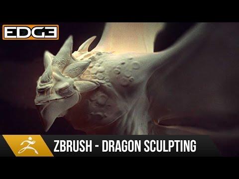 Dragon Tasarım Eğitimi - Heykel Ve Heykel Teknikleri Hd Zbrush