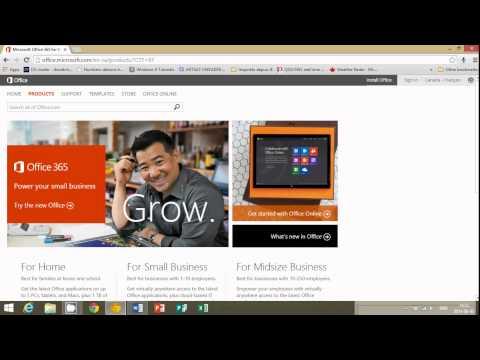 Microsoft Word 2013 Nedir Giriş