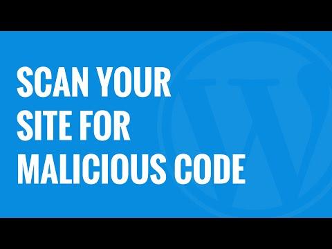 Nasıl Wordpress Siteniz İçin Kötü Amaçlı Kod İnceden İnceye Gözden Geçirmek İçin