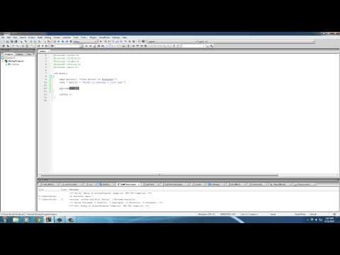 C Programlama Eğitimi - 45 - Dizeleri Ve İşaretçiler