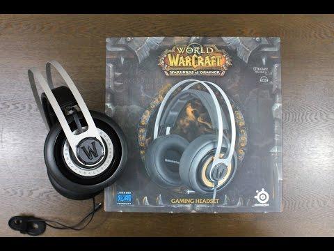 Steelseries Sibirya Elite Edition Draenor Warlords İçin Vay!