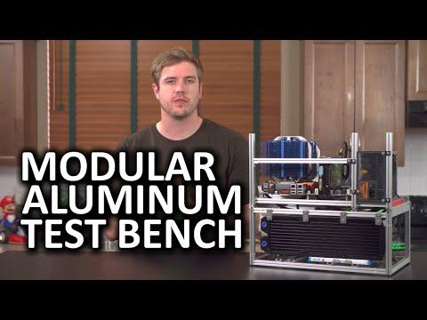Spotswood Tech İstasyonu - Son Derece Modüler Test Cihazı