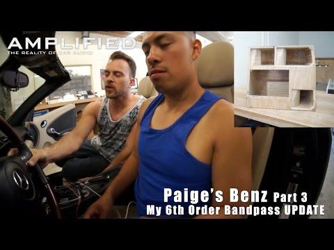Paige'in Benz, Bölüm 3 Ve My Subwoofer Kutusunun Devam Etti
