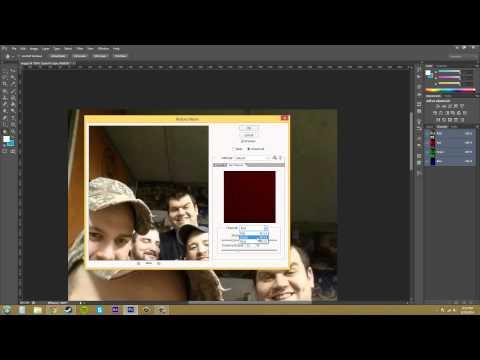 Photoshop Cs6 Öğretici - 78 - Azaltın Gürültü Filtresi