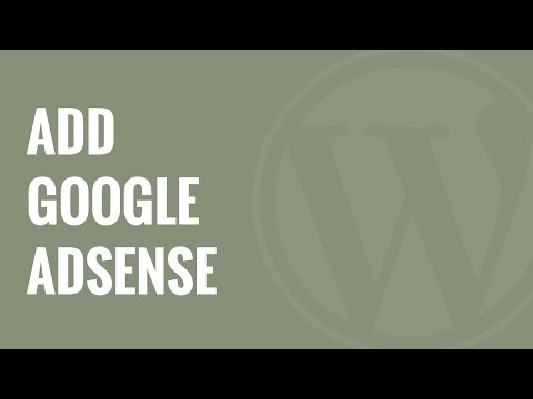 Nasıl Düzgün Google Adsense Wordpress Sitenize Eklemek İçin