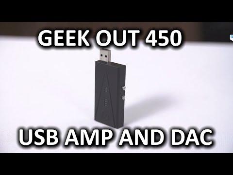 450 Lh Labs - Cep-Büyüklük Usb Dac Ve Amp Dışarı Geek