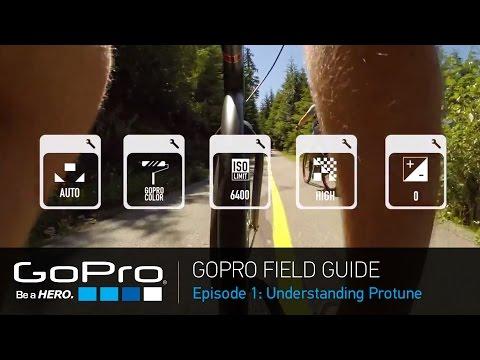 Gopro Alan Rehberi: Protune (Ep 1 / 3) Anlama