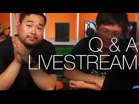 Netlunched Livestream Q&a - Qr Kodları?!