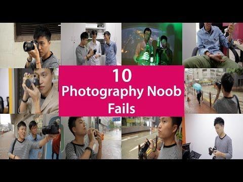 En İyi 10 Fotoğraf Noob Başarısız