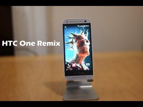 Htc Bir Remix Yıldırım Gözden Geçirme [Bir Mini 2]