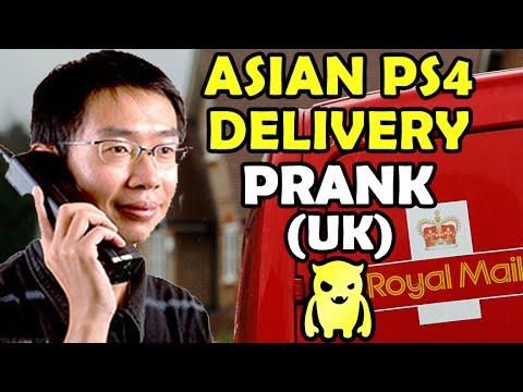 Asya Ps4 Teslim Başarısız Şaka (Uk) - Ownage Pranks