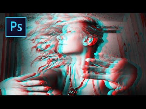 Kolay 3D Efekti ⋆ Photoshop Öğretici Oluşturmak