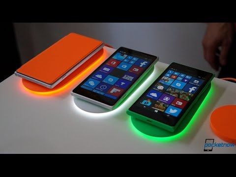 Nokia Akıllı Kablosuz Şarj Eller