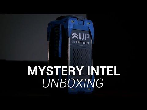 Gizem Intel Unboxing