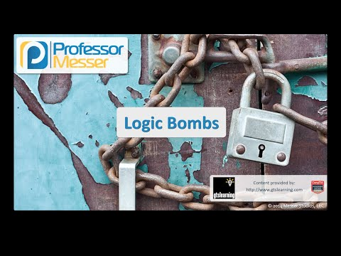 Mantık Bombaları - Sık Güvenlik + Sy0-401: 3.1