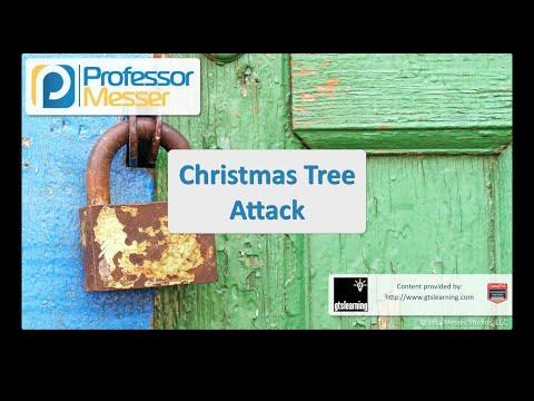 Noel Ağacı Attack - Sık Güvenlik + Sy0-401: 3.2