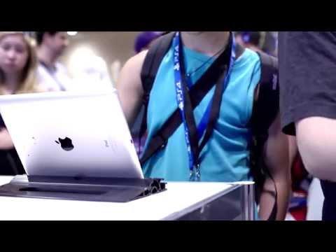 Autodesk Sketchbook Ve Pixlr Fan Expo