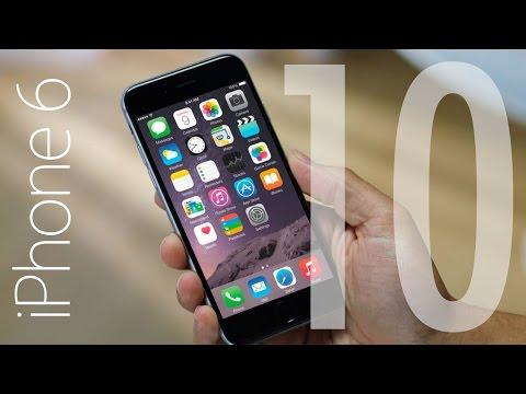 En İyi 10 İphone 6 Yeni Özellik!