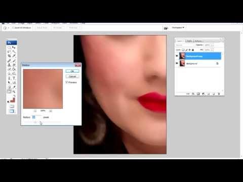 Eğitimi: Nasıl Zor Deride Kolayca Photoshop Rötuş İçin