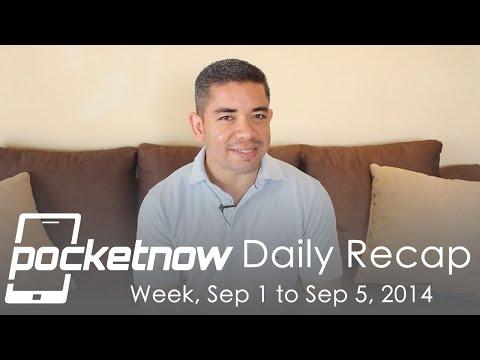 Galaxy Not Kenar, Elma İzle, Moto X Yorumlar Ve Daha Fazlası - Cep Günlük Recap