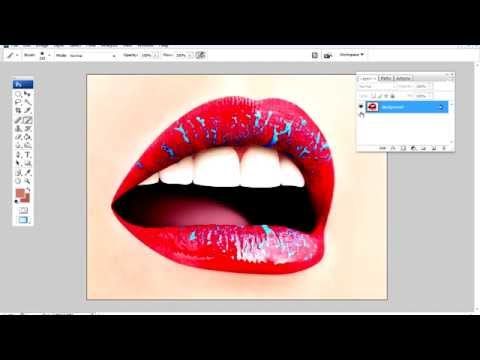 Öğretici: Photoshop Katmanları İle Nasıl Giderilir